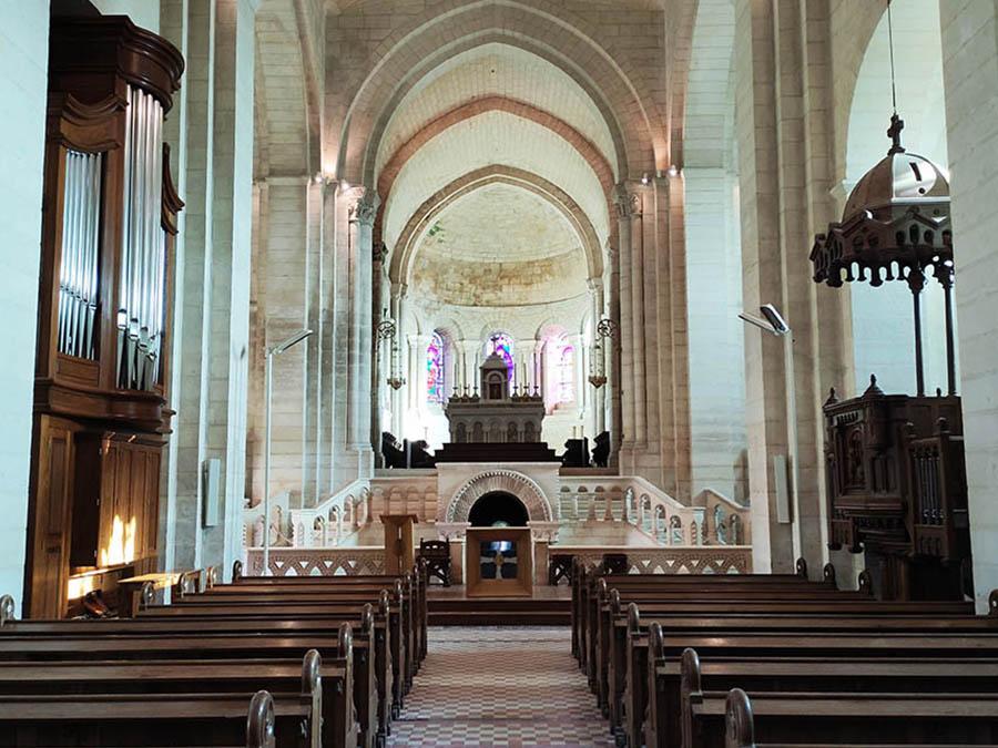 Église Notre Dame - ©Ludovic Géron