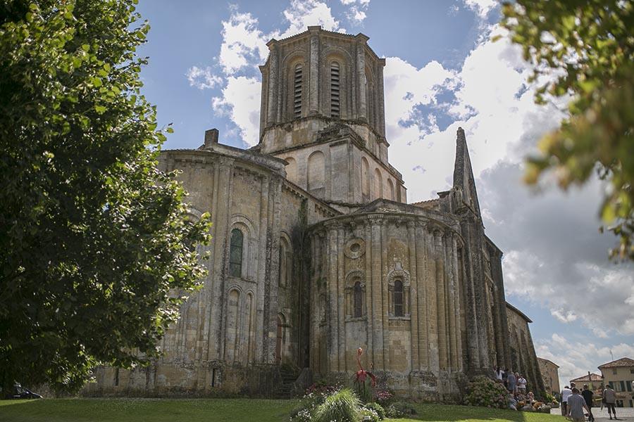 Église Notre Dame - Vouvant - ©Mehdi media