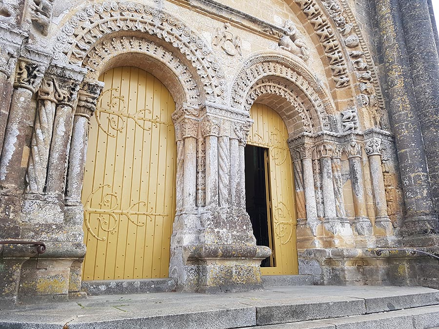 Église Notre Dame - Vouvant - ©Laure Béteau