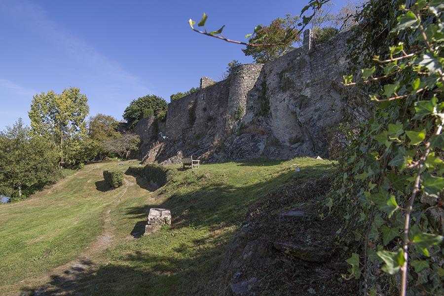 Château fort - Tour Mélusine - ©Medhi Media