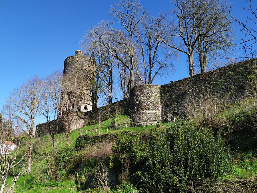 Les remparts de Vouvant - ©Ludovic Géron