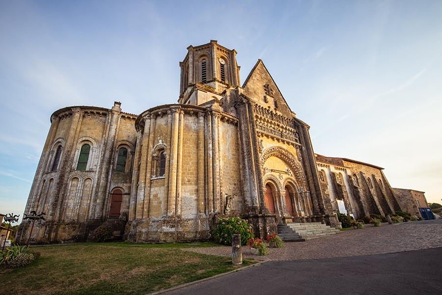 Eglise Notre Dame - Vouvant